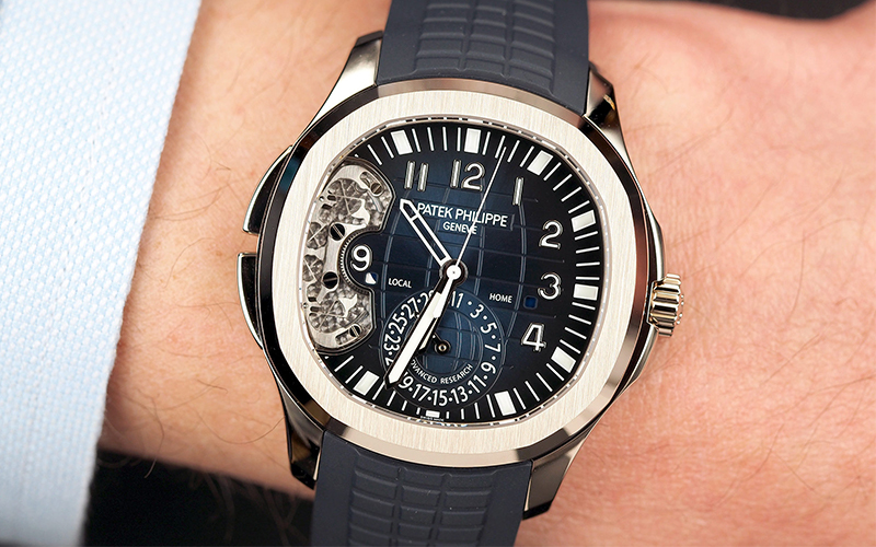 The New Patek Philippe Aquanaut Getting Advanced At Twenty With The