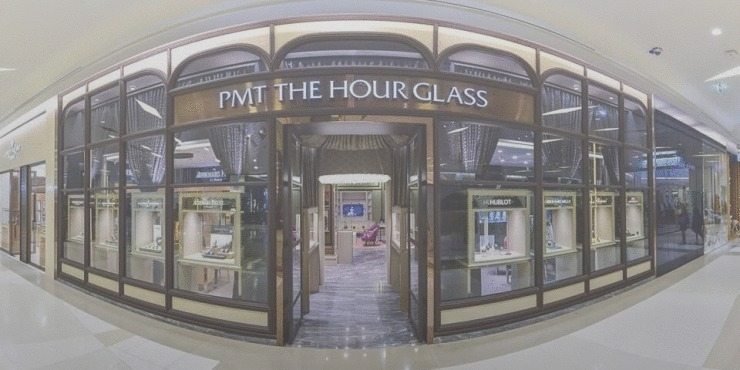 PMT The Hour Glass at Siam Paragon featured image