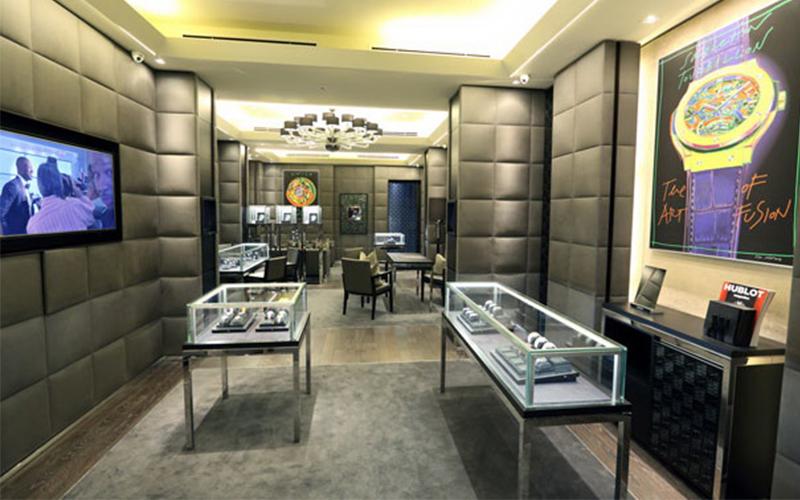 Hublot Exhibition Launch Boutique Thailand