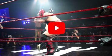 Hublot Lucha Libre Mexican Wrestling