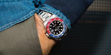Rolex Oyster Perpetual Date_GMT-Master II_126710BLRO_Automatic_Steel case_Steel bracelet_Men's watch.unisex_3285 caliber_Pepsi Bezel