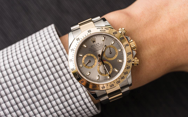 Rolex Oyster Perpetual Cosmograph Daytona , The Hour Glass