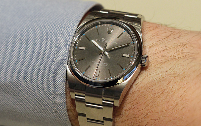 What You Need To Know About The Rolex Oyster Perpetual 39mm Watch