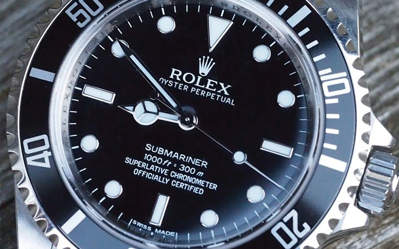 Rolex Oyster Perpetual Date Submariner Date 116610LN Automatic 3135  caliber Steel case Black dial acea807a5