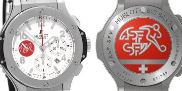 Hublot Big Bang 44 mm 301.SX.230.RX.ASF02 Automatic Steel Rubber Men's watch/Unisex White dial Arabic numerals Chronograph Date Limited Edition