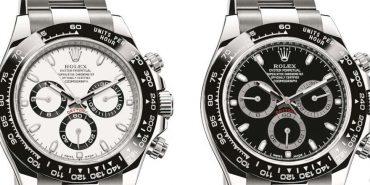 Rolex Cosmograph_Daytona_Black and white dial