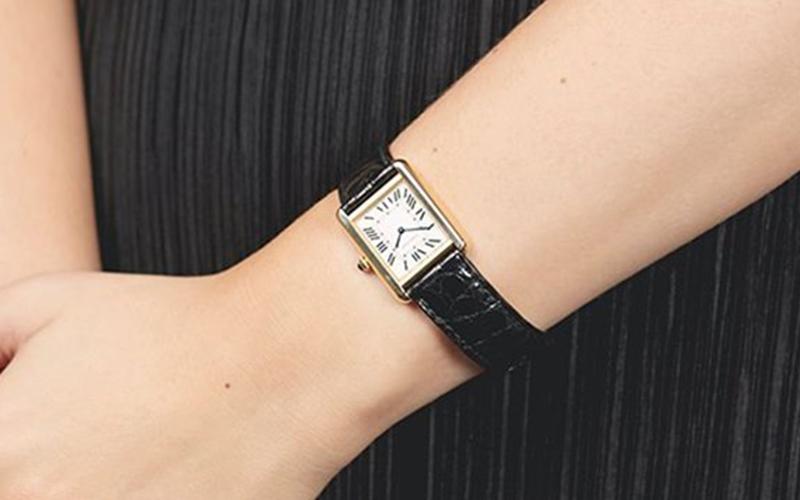 56ee097f885 Cartier Tank solo W5200028 Automatic Steel bracelet Men s watch Unisex  Sapphire Glass Silver