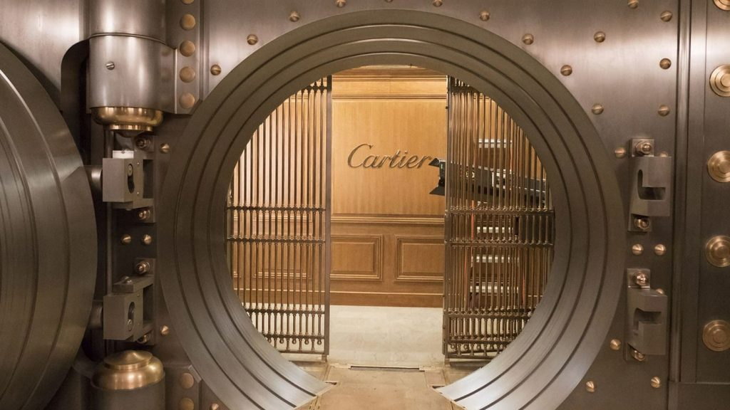 Cartier Singapore Warner Bros Ocean's 8