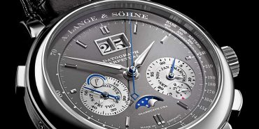 Defining the Times: The A. Lange & Söhne Datograph header image