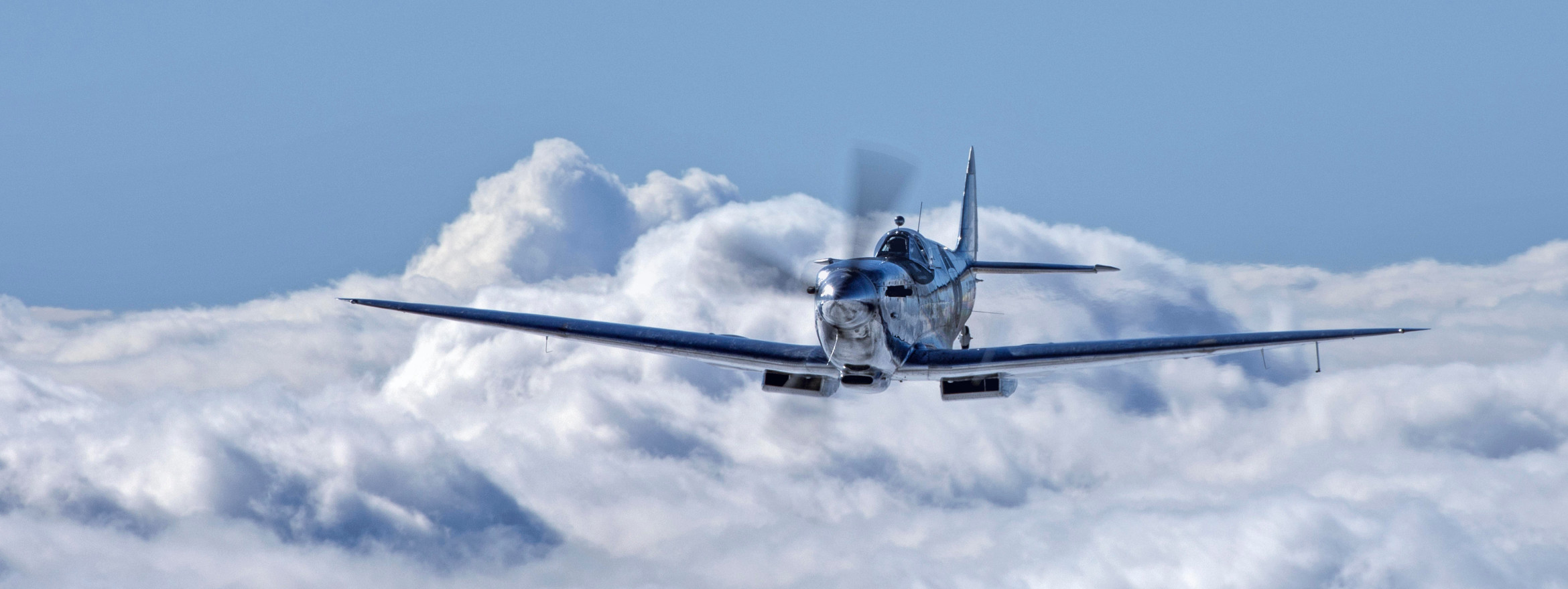 The IWC Spitfire Takes Off for The Longest Flight - The Hour