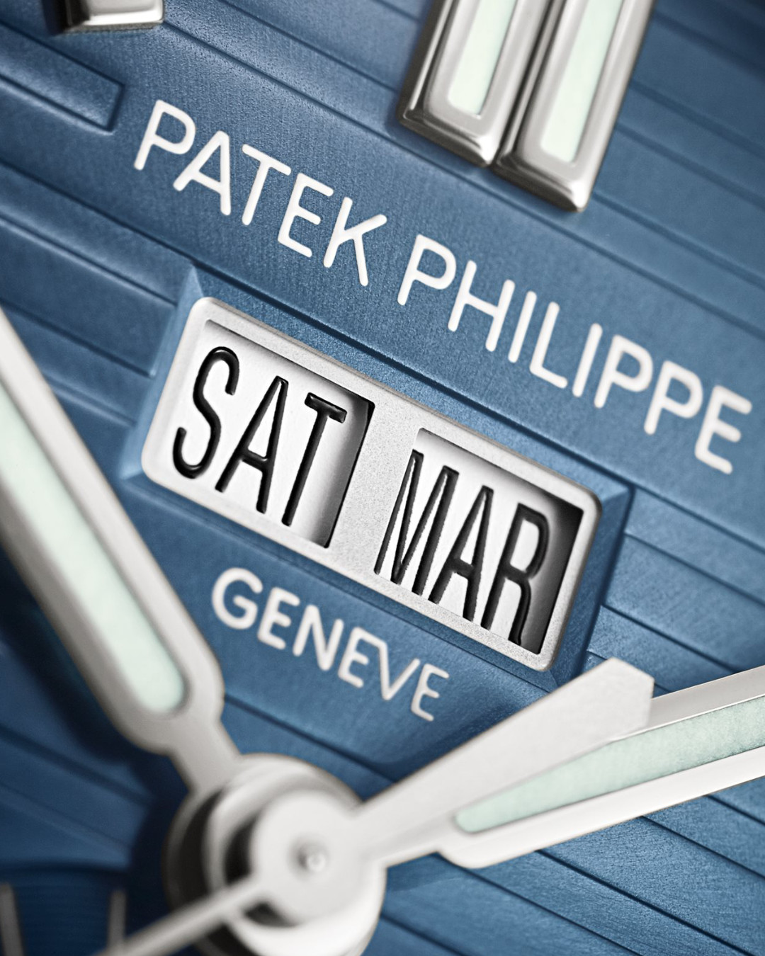 The Patek Philippe Nautilus - The Hour Glass - Malaysia